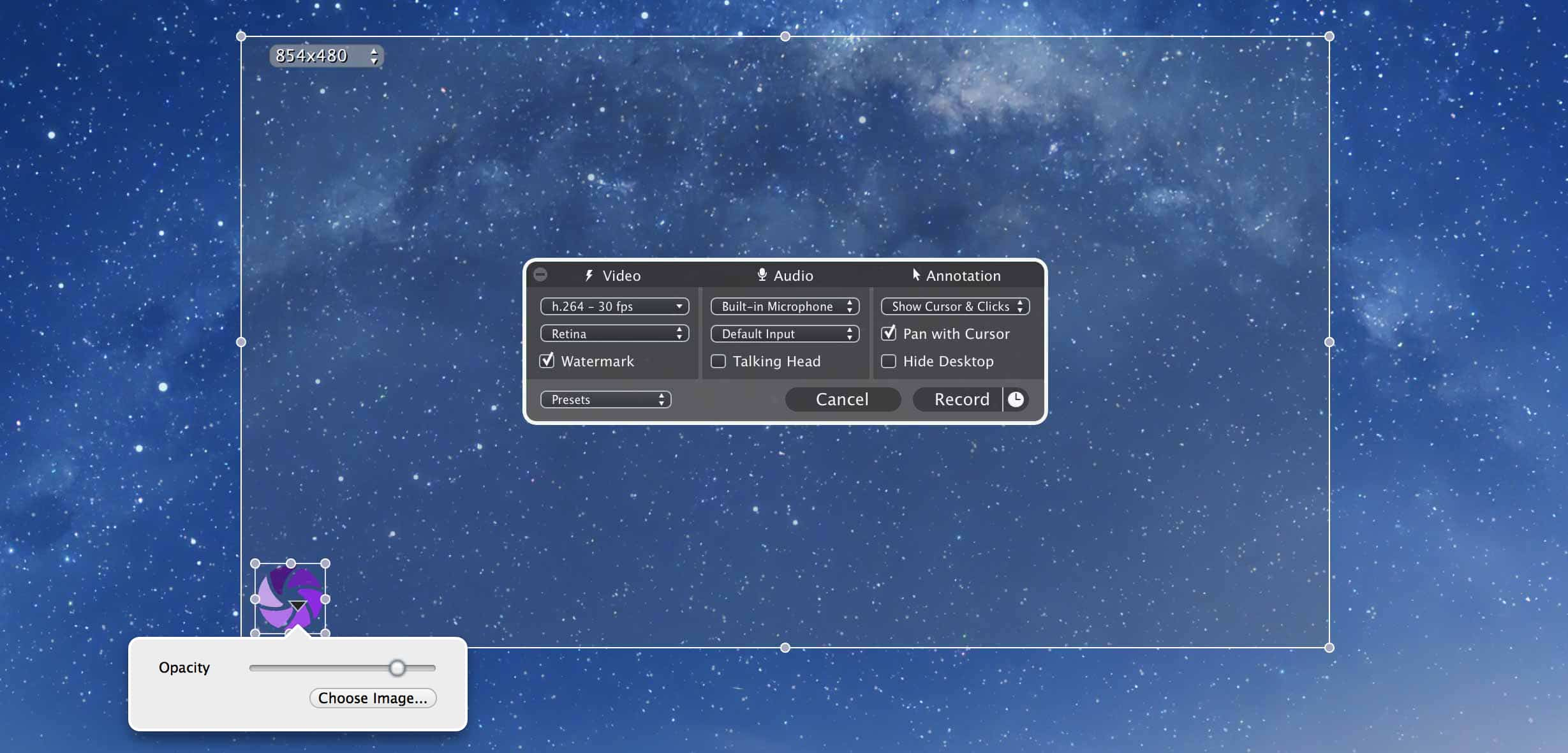 Iris Screen Recorder For Mac Static Z Software Circuit Wizard Screenshot View Larger