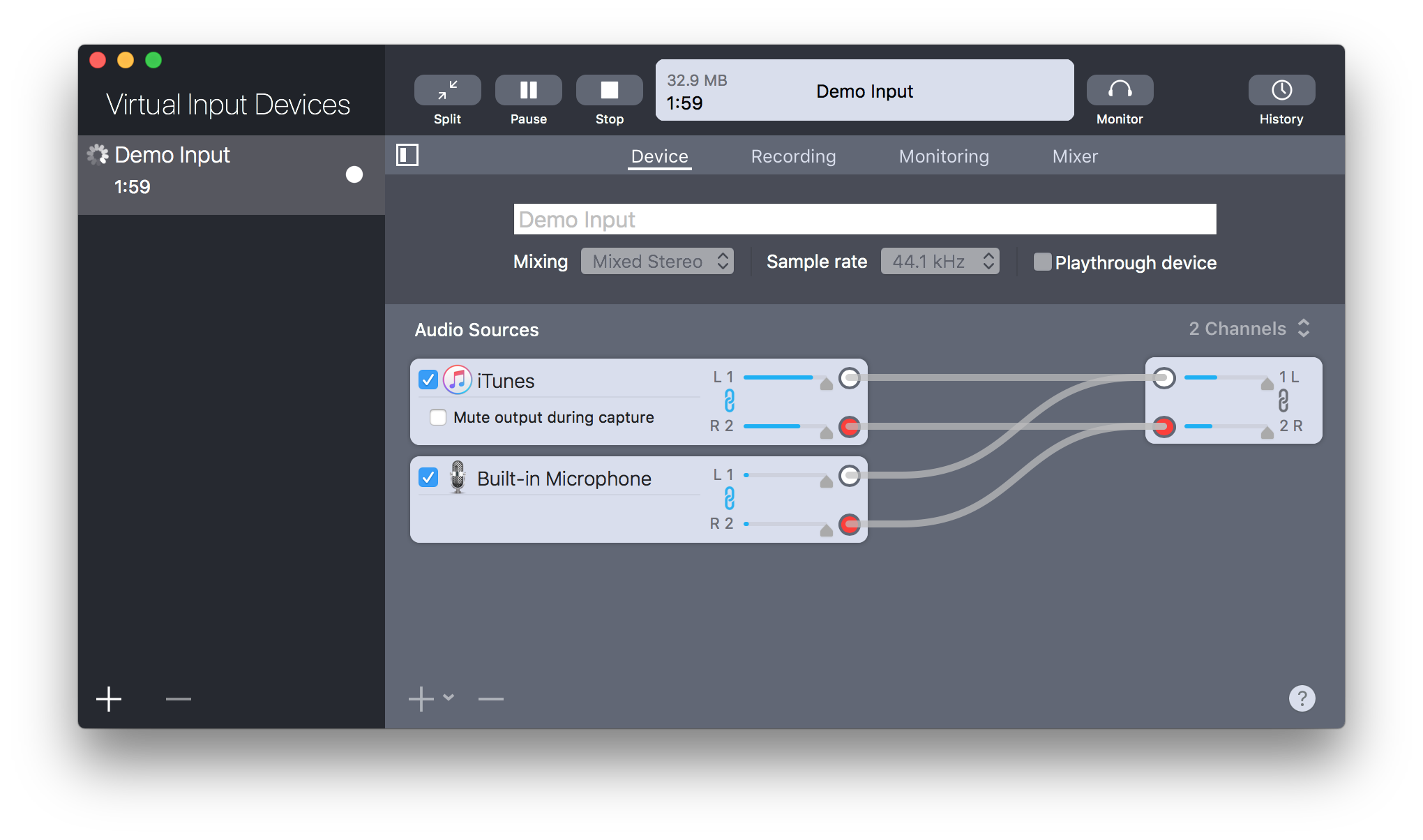 Sound Siphon 3 - App Audio Capture for Mac | Static Z Software